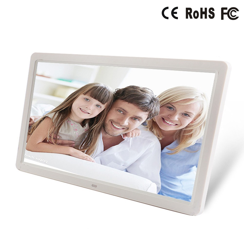 15 inch digital photo frame,lcd display,electronic media frame,lcd ...